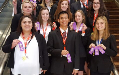 HOSA Nabs 13 Awards at State Competition