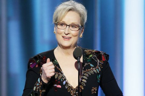 Successful Golden Globes Overshadowed by Streep's Speech