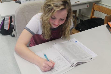 First Round of ISTEP Brought Jitters