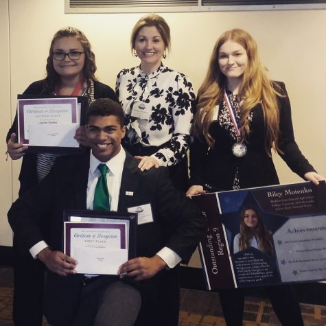MCHS JAG Program Shines at State Competition, Wins a State Title
