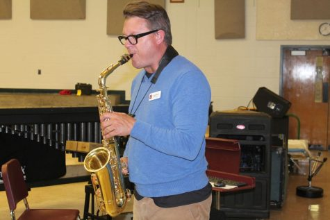 New MCHS Band Director Returns Home After Eventful Journey