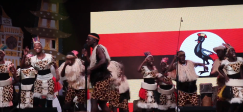 Ugandan Choir Performs at North Madison Christian Church:
