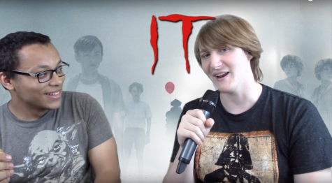 """It"" Film Discussion: Mr. Know-it-All and Adam"