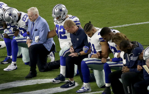 Opinion: The NFL Takes a Knee to Take a Stand