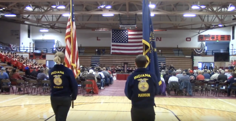 2017 MCHS Veteran's Day Program Recap