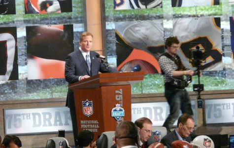 NFL Provides Four MCHS Students Trip to the Draft