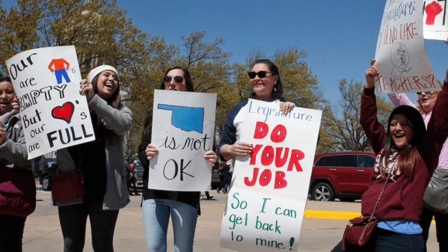Why Teachers are Striking and How Indiana Teachers Compare