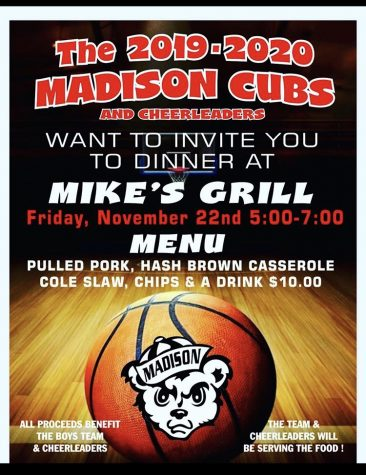 Mike's Grill to Host Basketball and Cheerleading Fundraiser