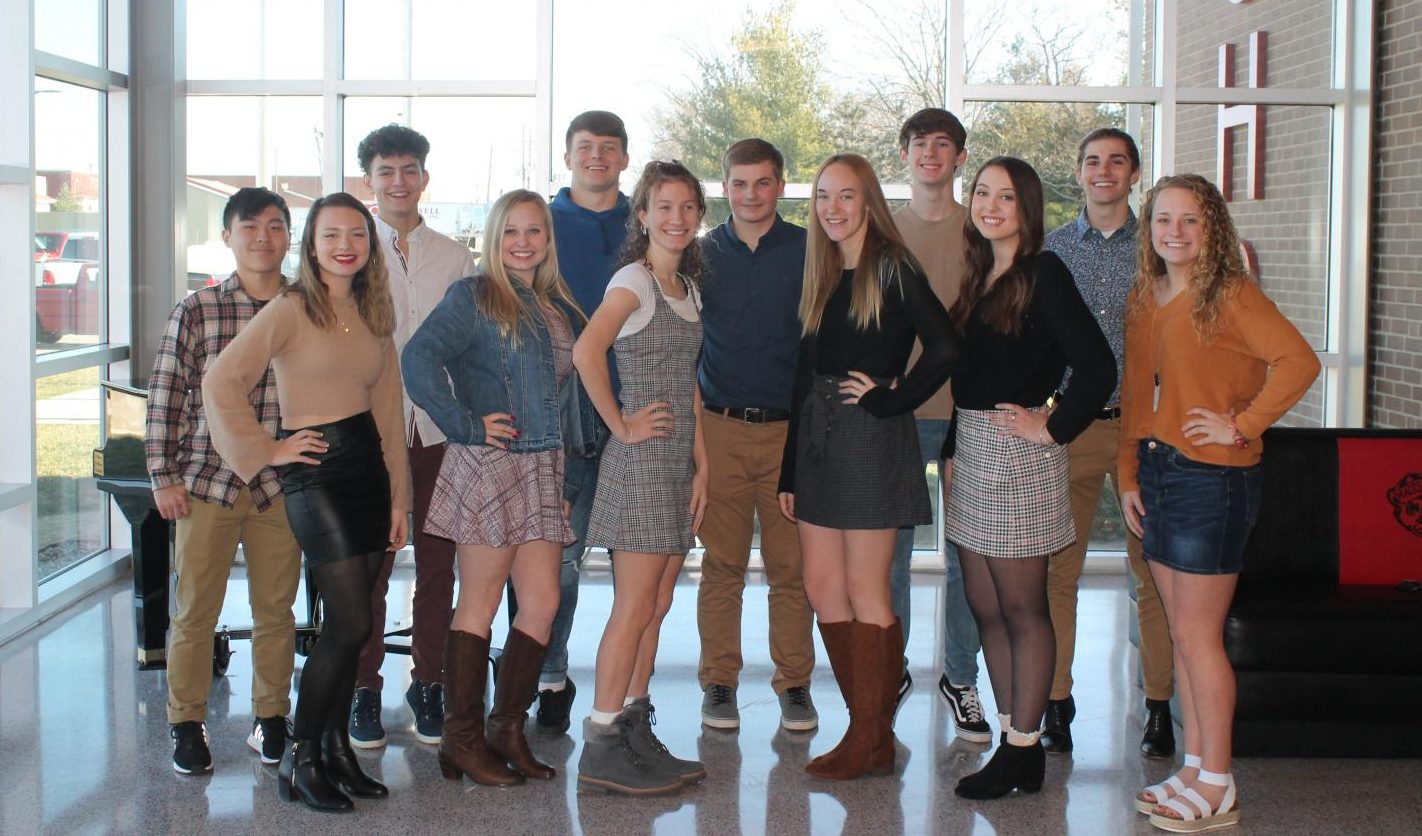 MCHS Announces Winter 2020 Homecoming Candidates