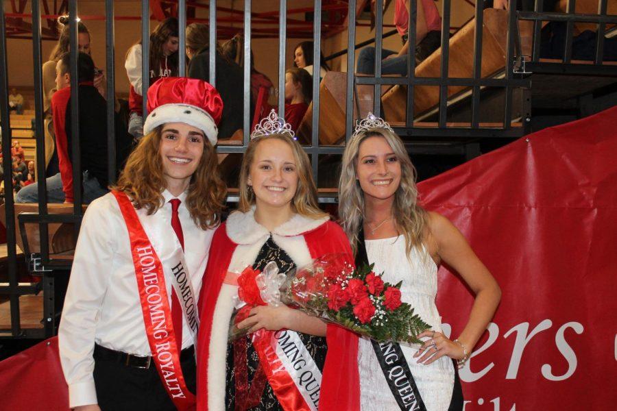 Meet the MCHS Winter Homecoming Winners