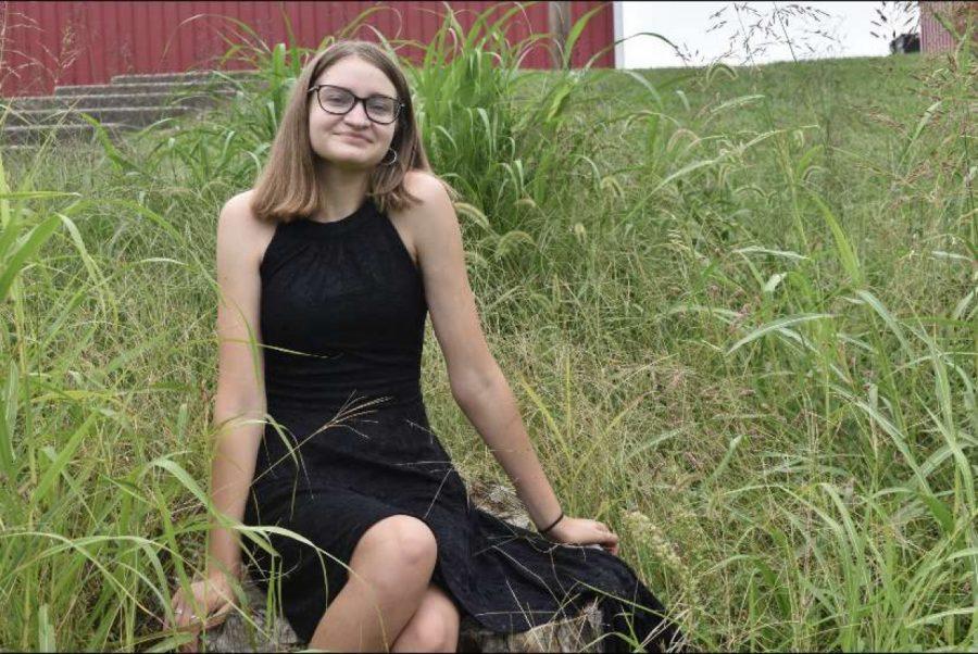 MCHS Senior Emily Studebaker