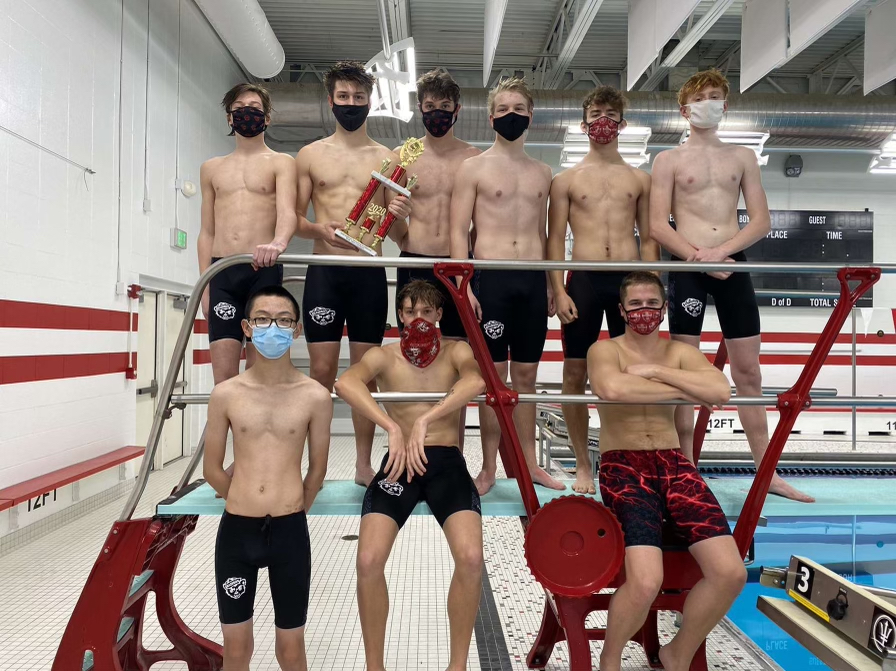Madison Swimmers Break Records on the Way to the Postseason