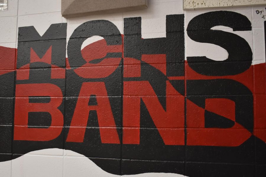 New Band Director Expects Atmosphere and Results Will Improve the Program