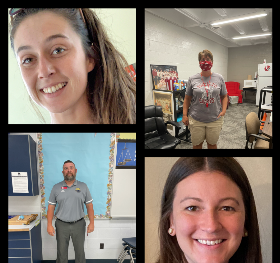 A Glimpse into the New 2021-22 Faculty and Staff at MCHS