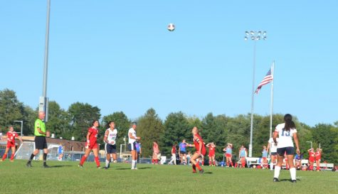 Player Growth, Teamwork the Focus for Lady Cubs Soccer